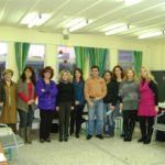 Ομάδα γονέων στο 19ο Δημοτικό σχολείο