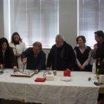 Κοπή της Πρωτοχρονιάτικης πίτας  της Δημοτικής Βιβλιοθήκης Περιστερίου