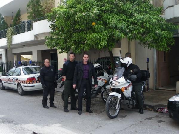 Η Δημοτική Αστυνομία και ο Αντιδήμαρχος Αν. Θεοδωράκος