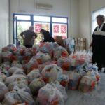 Βοήθεια στους οικονομικά αδύναμους συμπολίτες από τον Δήμο Περιστερίου