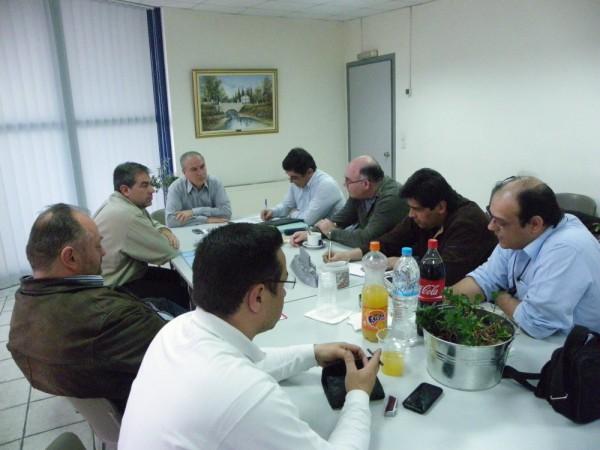 Τη σύσκεψη για τον συντονισμό συγκάλεσε ο Εντεταλμένος Δημοτικός Σύμβουλος Στ. Κανέλλος