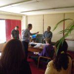 Συνάντηση του Δημάρχου Περιστερίου με τον Περιφερειακό Διευθυντή Εκπαίδευσης