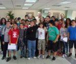 Στα έδρανα του Δ.Σ. οι μαθητές του 39ου Δημοτικού Σχολείου Περιστερίου