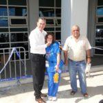 Συγχαρητήρια του Δημάρχου στην χρυσή αθλήτρια των Special Olympics