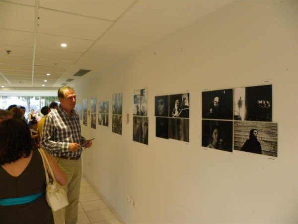 Ο Α. Παχατουρίδης στην Έκθεση Φωτογραφίας