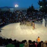 Τα χορευτικά τμήματα του Δήμου Περιστερίου στο θέατρο Φοίνικα