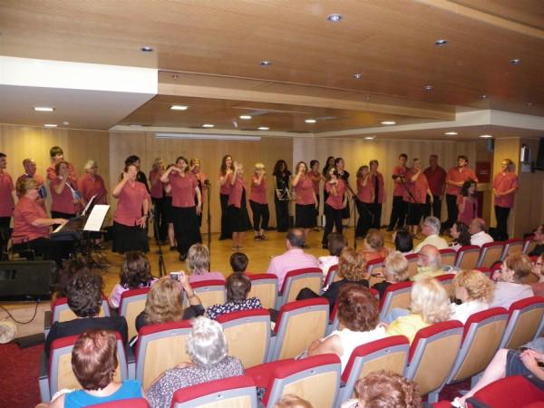 Η «Caliente Community Chorus» από το Νέο Μεξικό