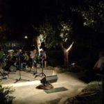Συναυλία στον κήπο του Πολιτιστικού Κέντρου  Λόφου Αξιωματικών