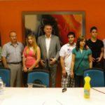 Ο Δήμαρχος Α.Παχατουρίδης τίμησε τους Περιστεριώτες Έφηβους «Βουλευτές»