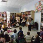 Λέσχη Ανάγνωσης για παιδιά «… κόκκινη κλωστή δεμένη…»