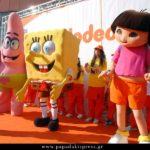 Οι Stars του Nickelodeon στη μεγάλη παρέλαση στο Δήμο Περιστερίου