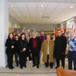 Κοπή της πίτας της Δημοτικής Βιβλιοθήκης και Ελεύθερου Πανεπιστημίου Περιστερίου