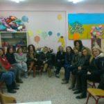 Ομάδες γωνέων στο 21ο Δημοτικό Σχολείο Περιστερίου