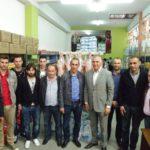 Ο Ατρόμητος στο Κοινωνικό Παντοπωλείο «Από Καρδιάς» του Δήμου Περιστερίου