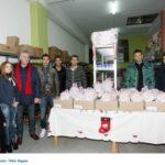 Η ΠΑΕ Ατρόμητος πρόσφερε 500 γαλοπούλες στο Κοινωνικό Παντοπωλείο