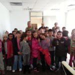 Εκπαιδευτική επίσκεψη μαθητών του 13ου Δημ. Σχολείου στον Δ. Περιστερίου