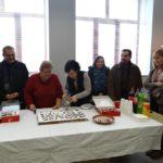 Κοπή πίτας της Δημοτικής Βιβλιοθήκης  και Πανεπιστημίου Περιστερίου