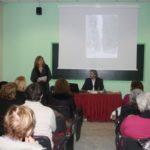 Φιλολογική βραδιά με ομιλητή τον Συγγραφέα - Ποιητή Γ. Καλπούζο