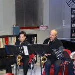 Μουσική βραδιά με το κουαρτέτο σαξοφώνων SaxMediterranée