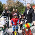 Ποδηλατικό καρναβάλι από τις «ΠΕΡΙΣΤΕΡΟπεταλιές»