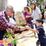 Το Περιστέρι γιόρτασε την Παγκόσμια Ημέρα της μητέρας