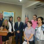 Οι εργαζόμενοι του Κ.Υ. μαζί με το Δήμαρχο στο Υπουργείο Υγείας