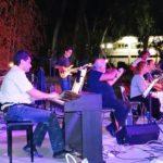 Μουσική βραδιά με φόντο τη φθινοπωρινή πανσέληνο στο Άλσος Περιστερίου