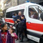 Ο Δήμαρχος μαζί  με τα παιδιά του Συλλόγου «Το Χαμόγελο του Παιδιού»