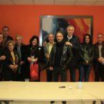 Ο Δήμαρχος Περιστερίου τίμησε τους Καθηγητές του Κοινωνικού Φροντιστηρίου
