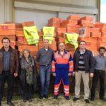 Παράδοση βοήθειας του Δήμου Περιστερίου στη σεισμόπληκτη Κεφαλλονιά