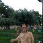 Έκθεση Γλυπτικής Κεραμικής του Χαράλαμπου Γκούμα