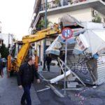 Ο Δήμος Περιστερίου απομακρύνει τα εγκαταλελειμμένα περίπτερα!