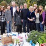 Ξεπέρασε κάθε προηγούμενο η συμμετοχή των πολιτών  στη συγκέντρωση τροφίμων του Δήμου Περιστερίου