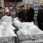 Προσφορά αλληλεγγύης από τη Β' Λαϊκή Αγορά (Αγ. Αντωνίου, Ανθούπουλης - Κηπούπολης)