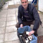 Διάσωση εννέα μικρών σκύλων από το Δήμο Περιστερίου