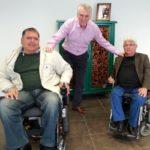 Ο Δήμος Περιστερίου κοντά στα άτομα με αναπηρία!