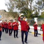 Η Φιλαρμονική Ορχήστρα Δήμου Περιστερίου  πήρε μέρος στην Επέτειο Εξόδου του Μεσολογγίου