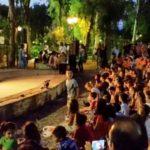 Παραστάσεις θεάτρου σκιών και κινηματογραφικές προβολές στο Άλσος