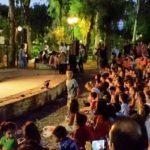 Δροσερές Αυγουστιάτικες βραδιές στο Άλσος Δήμου Περιστερίου