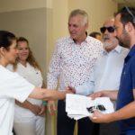 Αίτημα του Δημάρχου Α. Παχατουρίδη για 24ωρη λειτουργία του ΠΕΔΥ (πρώην ΙΚΑ) Περιστερίου