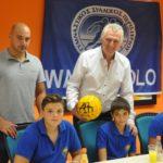 Συγχαρητήρια στην Υδατοσφαίριση του Γ.Σ. Περιστερίου για την άνοδο στην Α2 του Ελληνικού Πρωταθλήματος