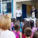 Ο Δήμος Περιστερίου κοντά σε μαθητές, εκπαιδευτικούς και γονείς στη νέα σχολική χρονιά