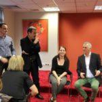 Επίσκεψη Ευρωπαίων Εκπαιδευτικών στο Δημαρχείο Περιστερίου