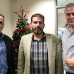 Σύσκεψη για την υλοποίηση σχολικών κτιρίων του Δήμου Περιστερίου
