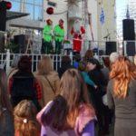 Περιστέρι: Γιορτές χαράς & αισιοδοξίας