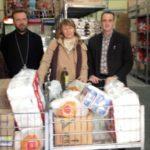 Το Σωματείο «Ανάσταση-Ελπίδα» παρέδωσε τρόφιμα  στο Κοινωνικό Παντοπωλείο Δήμου Περιστερίου