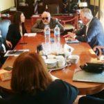 Σύσκεψη για τις διεκδικήσεις πλατειών και κοινόχρηστων χώρων στους Δήμους Περιστερίου και Πετρούπολης