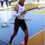 Πρωτιά του Περιστεριώτη 70χρονου Αθλητή   Κ. Παπαδάτου για την Ελληνική συμμετοχή