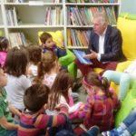 O Δήμος Περιστερίου γιόρτασε την Παγκόσμια Ημέρα Παιδικού Βιβλίου