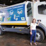 Νέο απορριμματοφόρο ανακύκλωσης απέκτησε ο Δήμος Περιστερίου